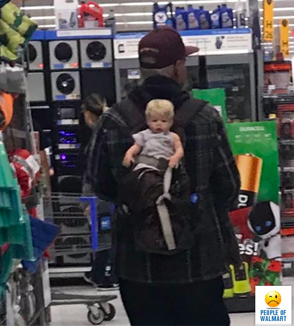 The Weird World of Walmart You Don't Get to See Everyday